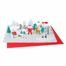 advent calendar - pop up