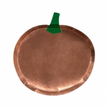 pumpkin copper plates