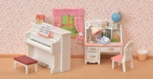 piano & desk set