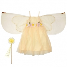 flower fairy dress-up (5-6 y)