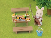 family barbecue set