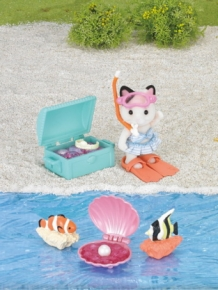 seaside treasure hunting set