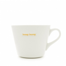 honey bunny - bucket mug