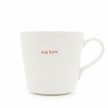 big love - large bucket mug