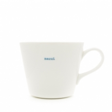 merci - bucket mug