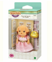 toy poodle - town girl series