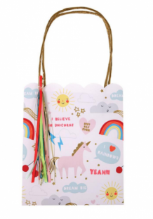 unicorn party bags