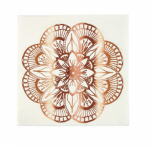 mandala napkins small
