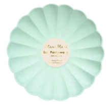 mint simply eco plates small