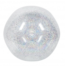 xl inflatable beachball glitter
