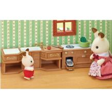 Sylvanian girl 39 s dressing table for Sylvanian families beauty salon dressing table